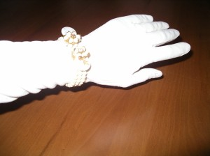 Gatsby Gloves and Bracelet
